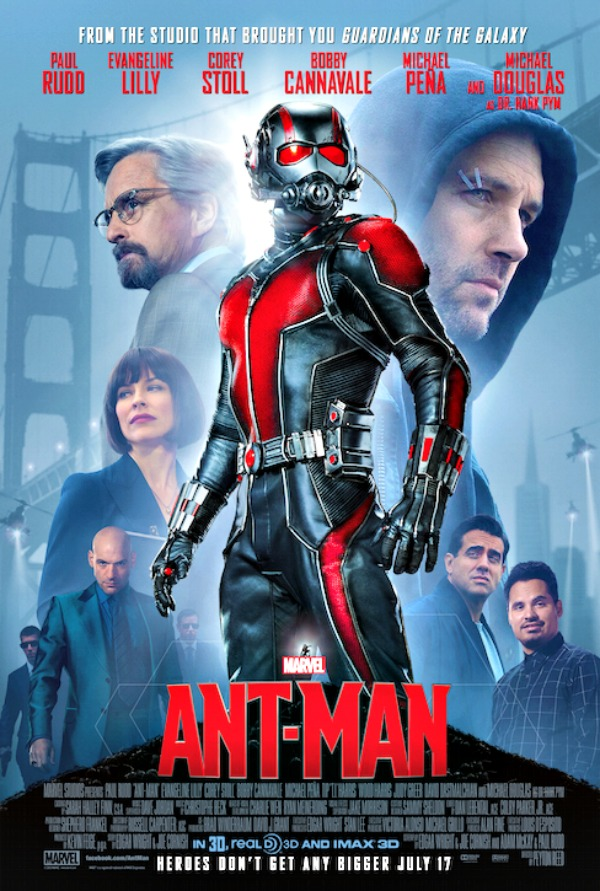 check out the new antman poster coming out july 17th