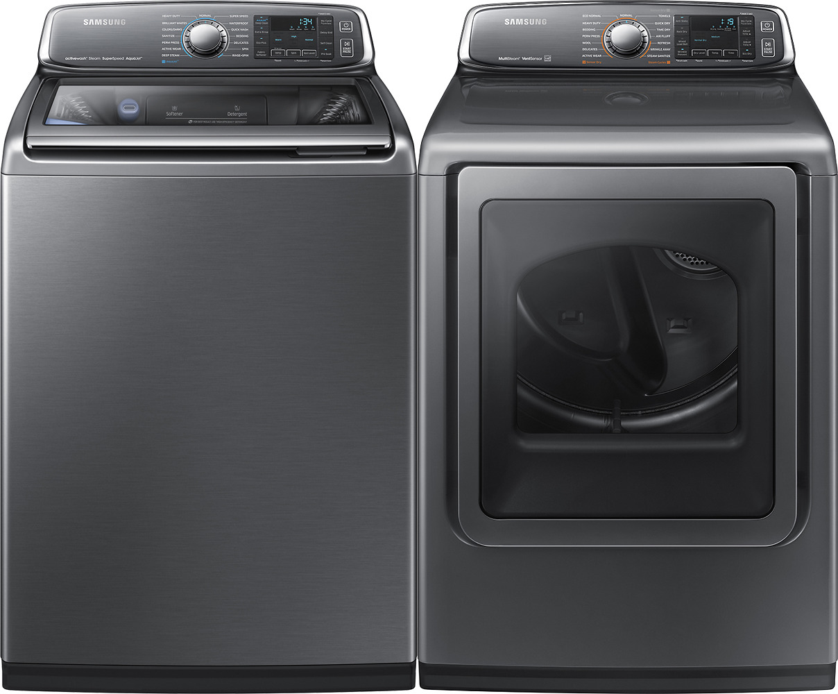 Washer And Dryer ~ Dominate your laundry with the samsung activewash pair